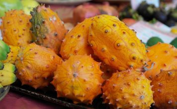 kiwano health benefits