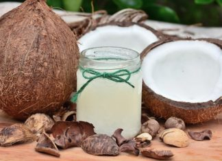 coconut oil as mosquito repellent