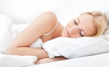 benefits of sleeping on left side