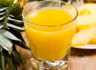 Pineapple-Juice health benefits