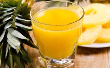 Pineapple-Juice health benefits