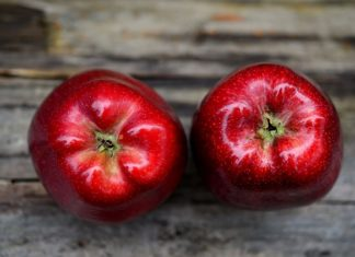 what to know about wax on apples
