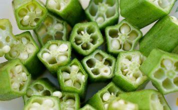 beauty benefits of okra
