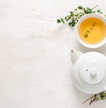 benefits of thyme tea