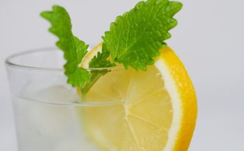 lemon-water benefits