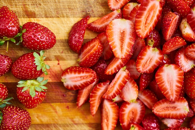 strawberries for cancer prevention