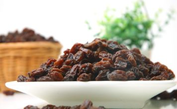 raisin water for healthier liver