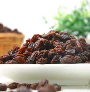 raisin water for healthier liver
