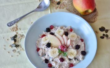 oats and green apples for heart health