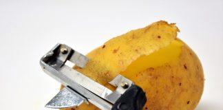 potato-peels beauty benefits