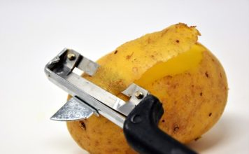 potato-peels beauty benefits
