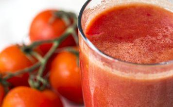 tomato juice for heart health