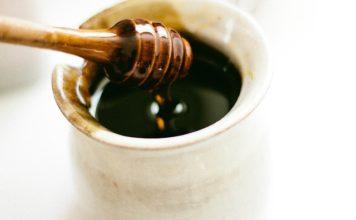 honey with milk health benefits